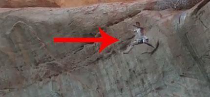 這看起來超危險的,但是我真的很想要跳下這個15米高懸崖。你敢嗎?(4K解析度影片)