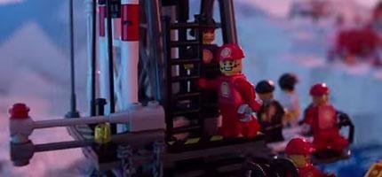 這不是一個普通的LEGO動畫。這是一個會改變世界並且讓你在2分鐘內流淚的影片。