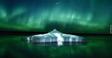 這間挪威的漂浮旅館是最好觀賞北極光的地點。我的美夢成真了!