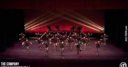上次只有得第二名的超人氣舞群這次又回來給所有人一個更完美的表演!