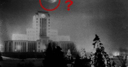 8張捕捉到幽浮蹤跡的古老照片,會讓你相信外星人可能真的存在。