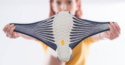 這雙「沒有鞋帶的新鞋款」可以跟你的腳合二為一,就連你的心 (和錢包) 也會一併征服!