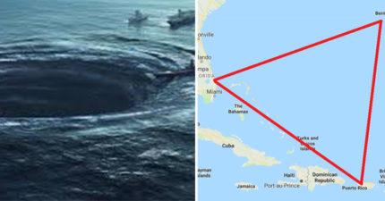 死神家門口!海洋傳說「百慕達三角洲」奪命真相曝光 無聲的瘋狗浪吞噬無辜靈魂