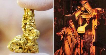 中國研究團隊成功將「銅鐵煉成黃金」!品質直接超越真的黃金 但一般人絕對不會買