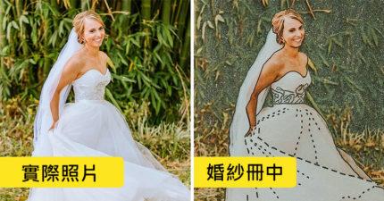 攝影師花1年設計「用手指看的婚紗照」 就是為了讓「盲人新娘」知道她有多美麗