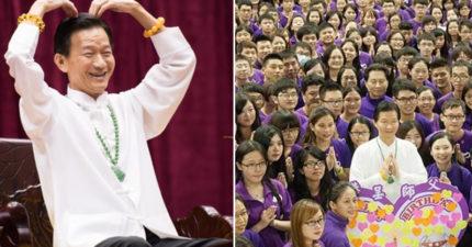 網友親深入「紫衣教派」揭開背後真相 要求退費「秒被包圍」:你魔障太深!