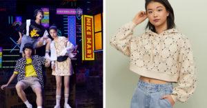 H&M推出寶可夢聯名款「醜到爆紅」 超緊身短褲「皮卡丘」位置超尷尬!