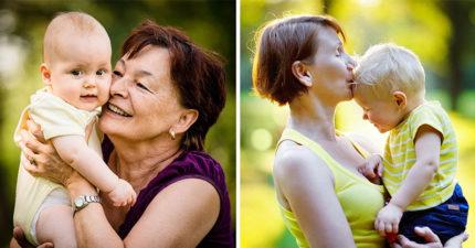 研究證實「幫忙帶孫子」讓爺爺奶奶活更久 多跟阿公阿嬤相處「小孩越聽話」!