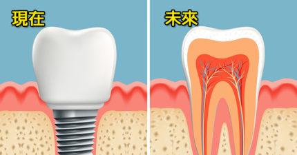 科學家找到「2個月重新長牙」的新技術 價錢公布「比假的還便宜」!