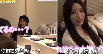 崩潰片/日本男網紅帶女友去餐廳 結果到場「坐滿前女友」下場太慘了!