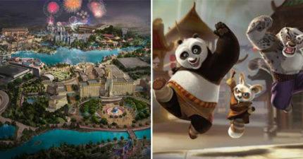 「北京環球影城」將在2021年開幕 加碼「功夫熊貓+辛普森家族」網超嗨:日本的沒有!