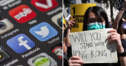 推特宣佈「20萬帳號」全數停權!臉書刪「假消息粉專」阻中國網軍:香港反送中被針對