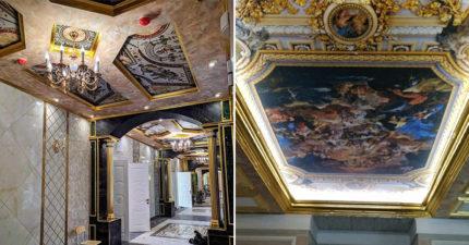 史上最貴學校!俄羅斯把中學「打造成皇宮」 一進去「超豪華設計」傻眼:廁所高級到爆