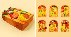 腦洞商品「吐司床」挑戰創意 「你穿的睡衣」就能組合超多口味!
