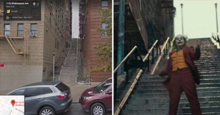 盤點6個「粉絲必去朝聖」的《小丑》真實拍攝場景 亞瑟跳舞的「超長樓梯」就在這裡!