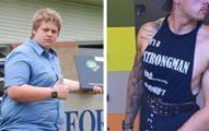 跟校花表白遭嘲笑!160公斤男減肥變肌肉天菜 她一看後悔「主動聯絡」後續太感人