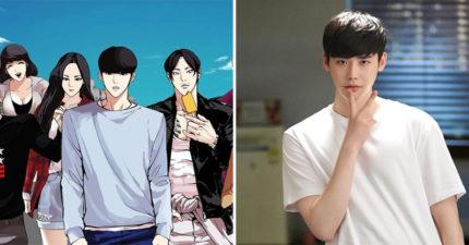 如果《看臉時代》翻拍韓劇?超人氣韓星全上榜 李鍾碩「被點名」比漫畫還帥