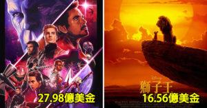 迪士尼成影史第一!票房「破100億大關」重寫世界紀錄 年底還有《星際大戰9》