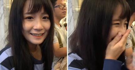 路過YouTuber拍攝現場遭肉搜 起底「氣質超仙美女」網:根本台版國民初戀!
