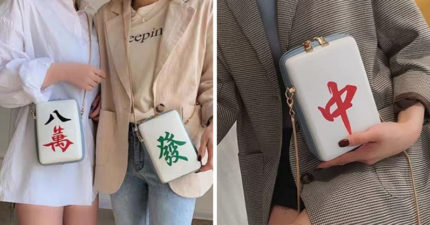 春節最紅時尚單品!網拍推「麻將包包」3款都必買 超應景設計引瘋搶