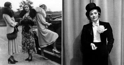 10個「100年還沒退流行」的超時髦時尚 「亮片洋裝」名媛到現在還愛穿