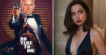 丹尼爾克雷格「007告別作」新預告上線 將有「女龐德」出現?