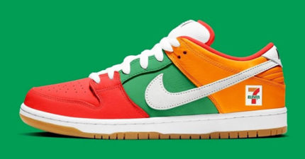 7 11超狂「Nike聯名鞋」亮相!網友:史上最屌集點換購