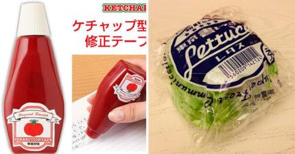 精選10種日本「食物文具」吃到假Pocky可能會出人命!