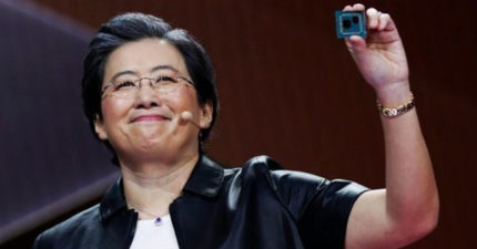 史上賺最多錢的CEO!「台裔半導體女王」把破產公司變「電競龍頭」