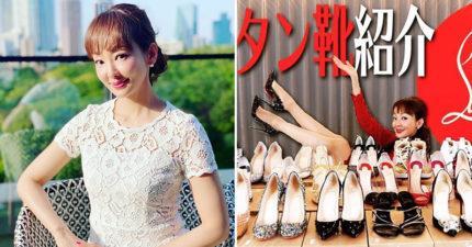 炫富女星狂曬「天價高跟鞋」 「黑暗內幕」曝光:用別人薪水買的!