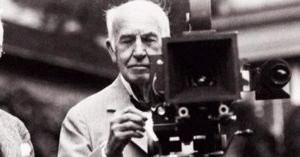 愛迪生會「僱惡棍」砸別人的電影 因為「所有電影都該是他的」