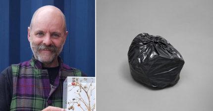 他製作的「垃圾」被估價200萬元!網友:家裡有很多...