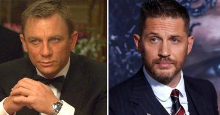 湯姆哈迪就是「新任007」?諾蘭:他表現絕對超棒