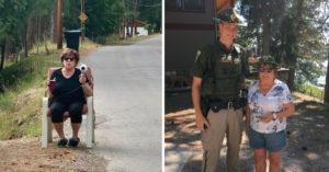 阿嬤「低成本扮警察」!拿吹風機「裝測速槍」車輛全乖乖減速