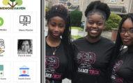 非裔少女「打敗62國」...開發「失智專用App」準備改變世界!