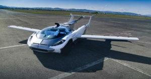 汽車也能飛!科技公司推「空中汽車」佛心宣佈:人人買得起