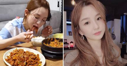 韓吃播主讚「泡菜是韓國文化」氣瘋小粉紅 被控「辱華」她急道歉