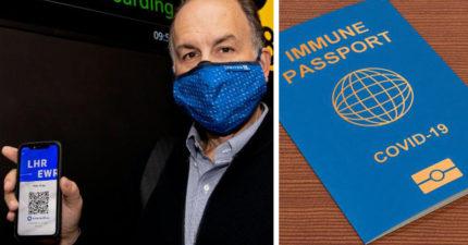 2021年出國有望 各大航空聯合打造「疫苗護照」拚今年通用