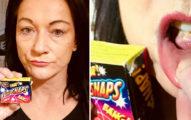 超市買「跳跳糖」興奮吃下 「碰!」嘴巴裡爆炸