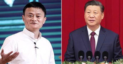 馬雲出事了?他去年「痛批中國體制」 至今消失2個月...身價突然大滑!