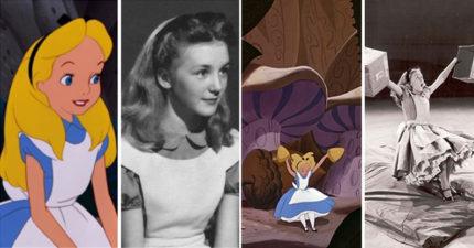 《愛麗絲夢遊仙境》原型是仙氣蘿莉!神演繹「卡通甜笑神韻」卻拒當藝人