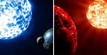 攝影師用「彈珠」拍出宇宙 超驚豔成品讓你以為置身太空!