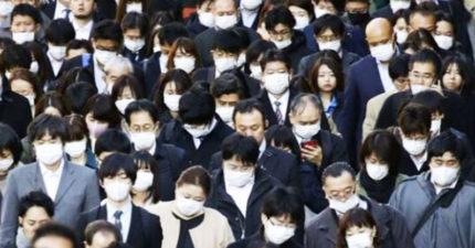 調查發現日本人戴口罩理由竟是:「因為別人都有戴」跟防疫無關