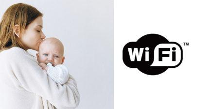 幫寶寶「取公司名」就送WiFi 父母「免費爽用18年」:不後悔
