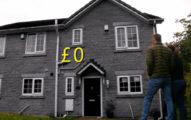 買屋房價暴跌「600萬→0元」 惡劣建商「硬賣垃圾地」整排都遭殃