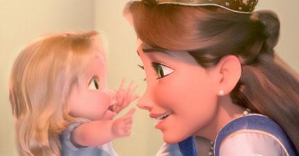 迪士尼角色為何都沒有媽媽?一切都跟「製造歡樂夢想」的作者身世有關