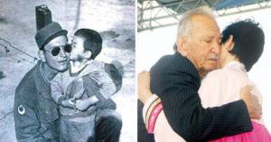 土耳其士兵「收養韓國孤女」卻被迫分離 60年後奇蹟「白髮重逢」